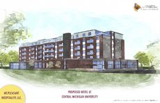 CMU SW Rendering of Hotel