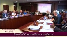 July Board of Trustees meeting