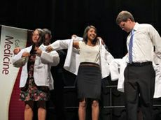 CMED White Coat Ceremony