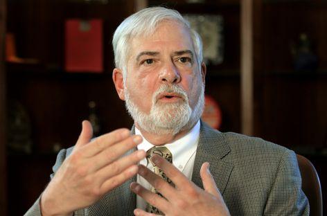 Provost Michael A. Gealt