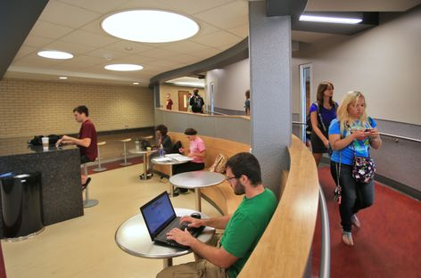 Anspach Hall renovations