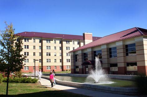 CMU campus