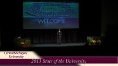 State of University address