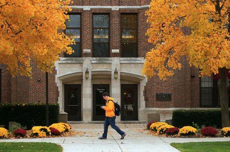 CMU Campus Scenic #2
