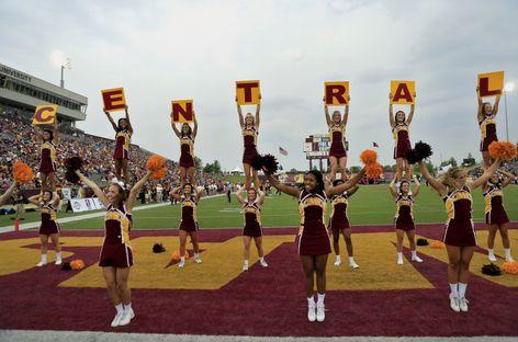CMU Football 2013