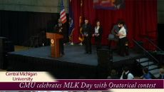 MLK Day 2014 at CMU