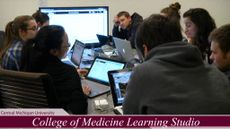 CMED active learning room