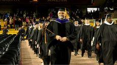 CMU December 2014 Commencement