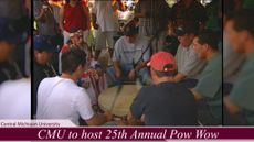 CMU to host 25th annual powwow
