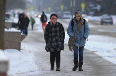 Winter at CMU