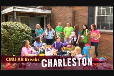 CMU Alternative Breaks in Charleston