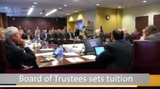 CMU Board of Trustees May meeting