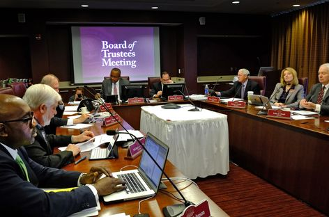 CMU Board of Trustees