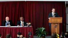 CMU welcomes Coach Bonamego