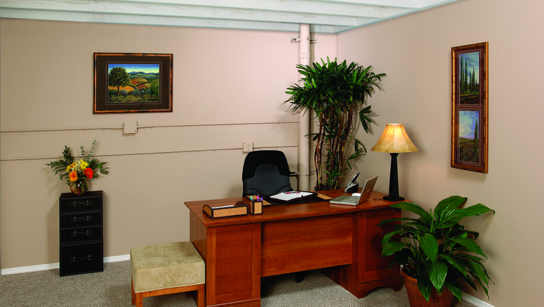behr paints basement masonry waterproofer basement office