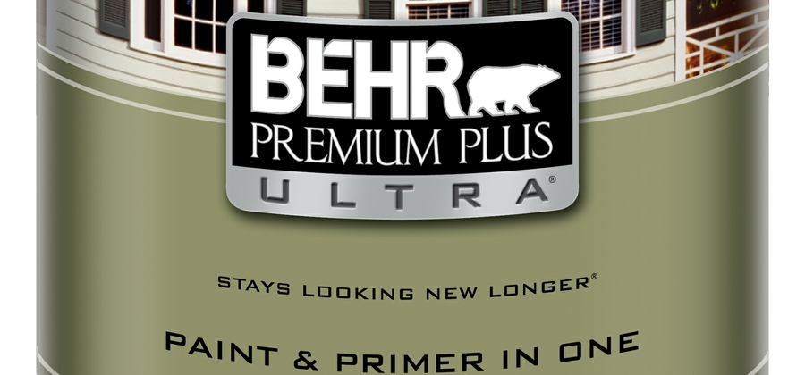 behr premium plus ultra exterior paint primer in one behr newsroom. Black Bedroom Furniture Sets. Home Design Ideas