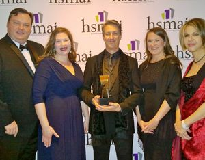 ACVB at the HSMAI Adrian Awards Gala