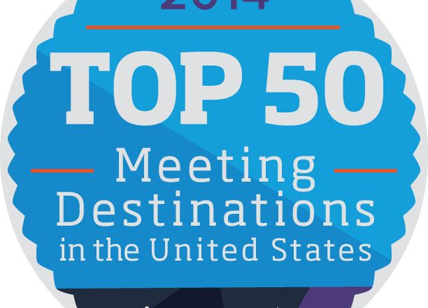 Cvent Top 50 Meetings Destinations in US