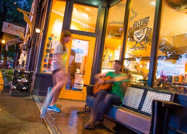 Joe's East Atlanta Coffee Shop