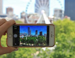 Capturing SkyView Atlanta