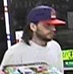 Robbery Suspect Photo 1