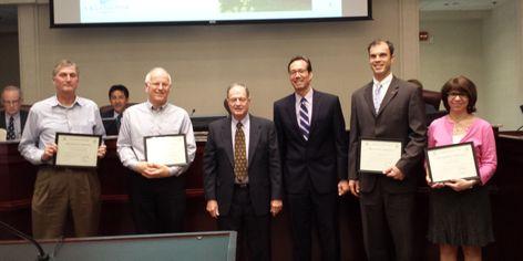Notable Tree 2014 Certificate Winners
