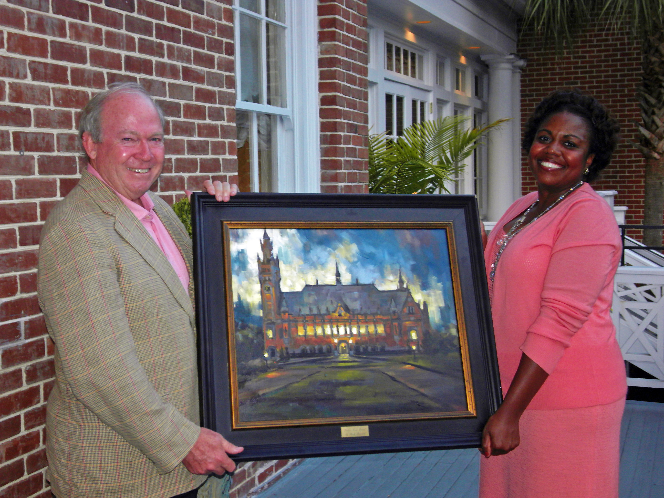 Charleston Area Attorney Combining Hotel Purchase With