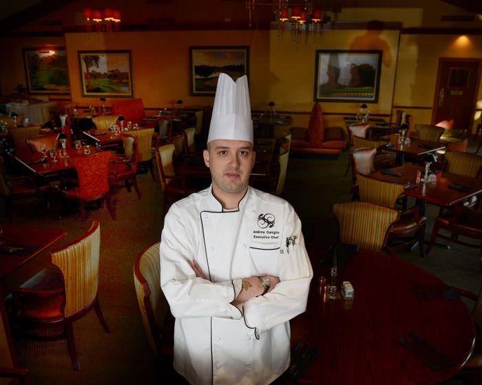 Executive Chef Andrew Coniglio