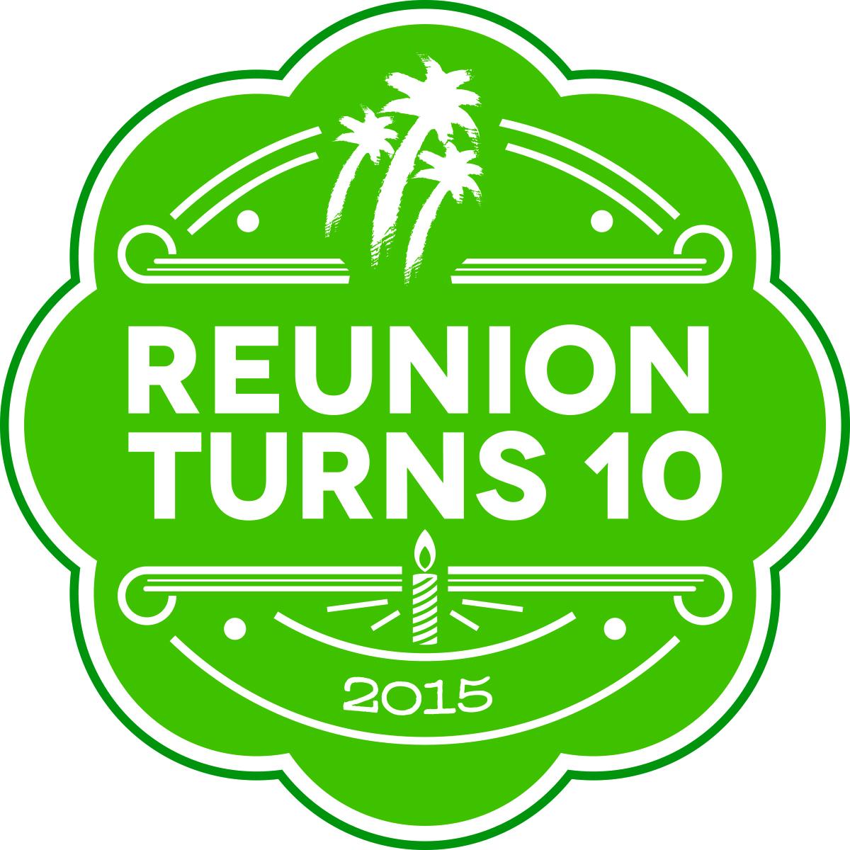 Time to celebrate: Reunion Resort Turns 10