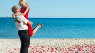 Celebrate Valentine's Day for a night or weekend at  Hammock Beach Resort