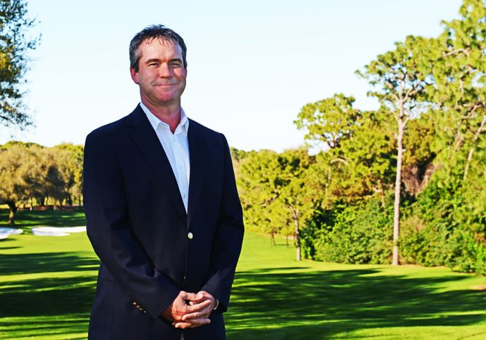 Bobby Barnes - Director of Golf at Innisbrook
