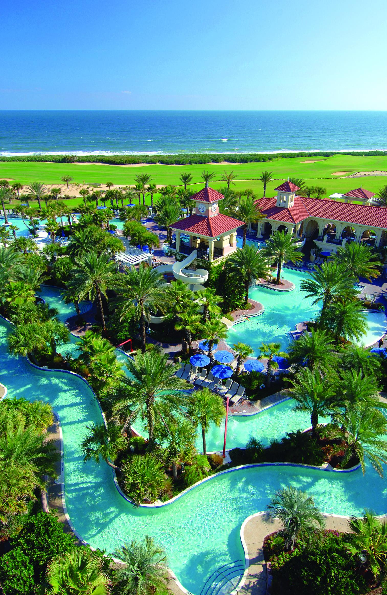 The early bird gets the summer savings at  Hammock Beach Resort