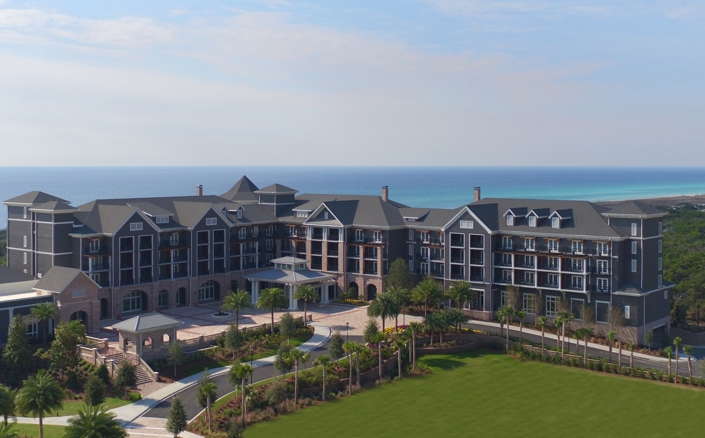 The henderson opens in destin fl salamander hotels for Hotel hotel hotel