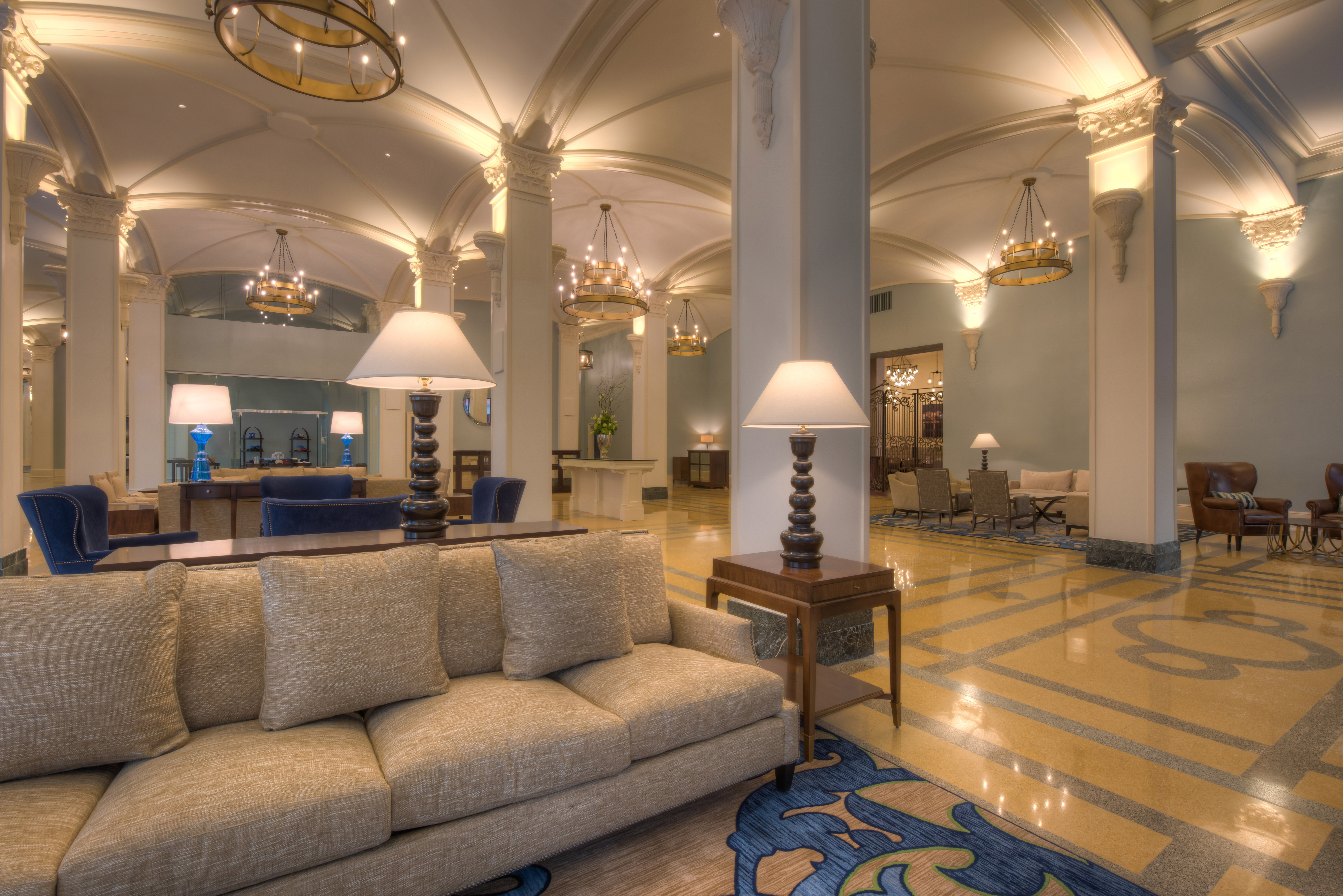 Newly Renovated And Re Imagined Central >> Nopsi Hotel New Orleans Powers Up Salamander Hotels Resorts