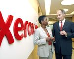 Xerox CEO Ursula Burns Discussing ACS Acquisition