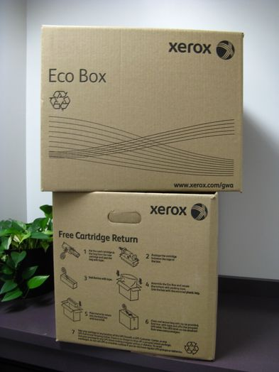 Xerox's EcoBox New for 2010