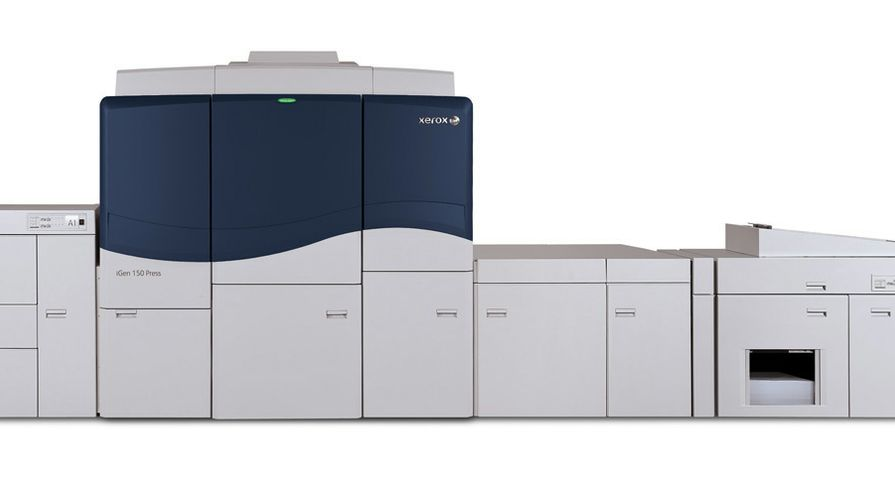 Productivity Top Priority with Xerox's New iGen 150 Press; Printers Grow Business by Producing More Jobs