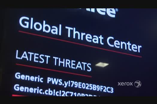 McAfee Explains the Business of Security