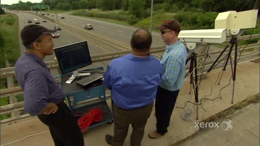 Xerox Researchers Tackle Highways and Parking Spaces