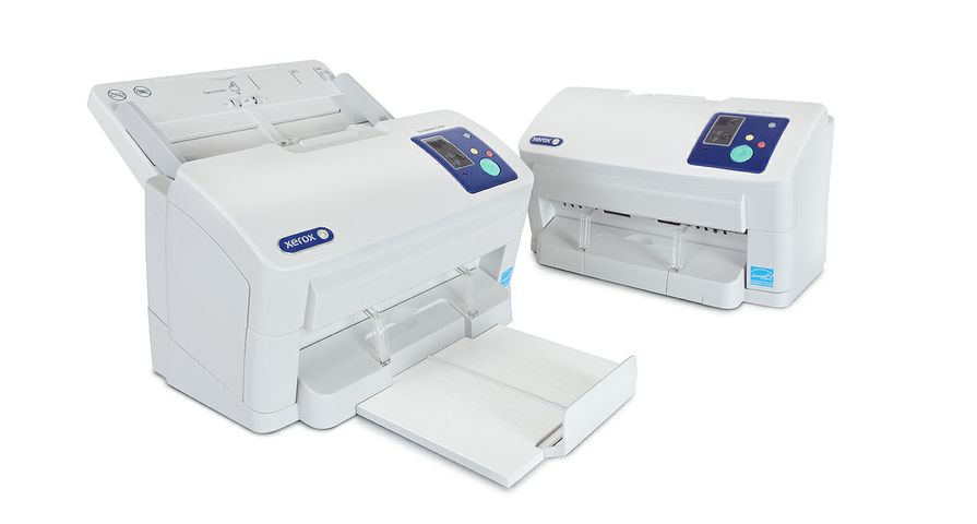 Xerox DocuMate 5445 and 5460 Scanners