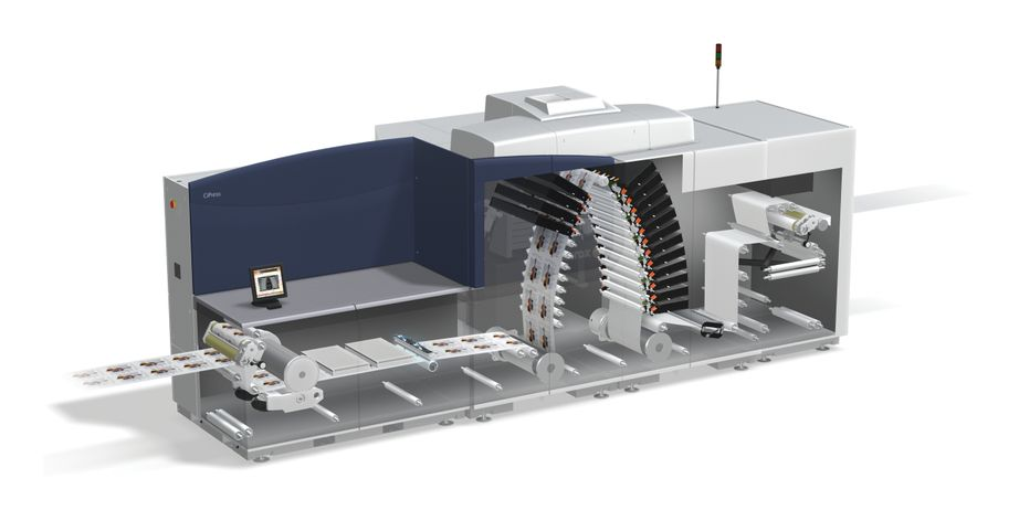 Inside Look at the Xerox CiPress 500 and 325 Single Engine Duplex (SED) Production Inkjet Systems