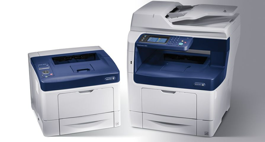 New Black-and-White Devices from Xerox Built for Speed, Productivity and Printing on the Go
