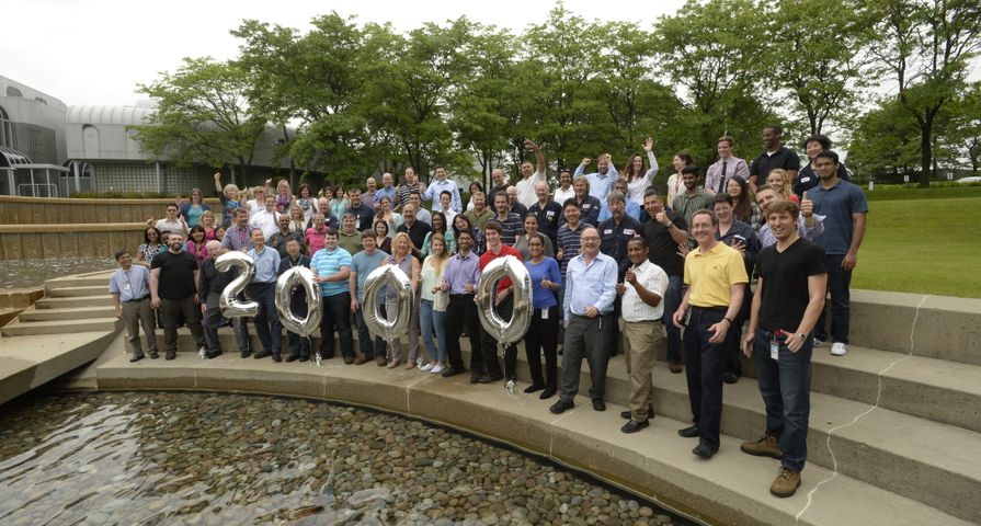 Xerox Research Centre Canada Researchers