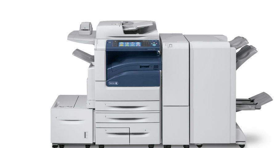 Xerox WorkCentre 7970 Color A3 MFP