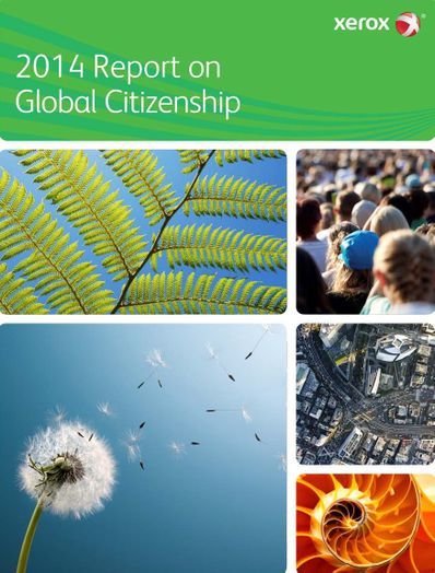 Xerox 2014 Report on Global Citizenship