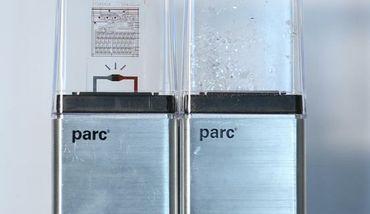 PARC's DUST Technology