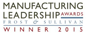 Manufacturing Leadership Council Frost and Sullivan logo