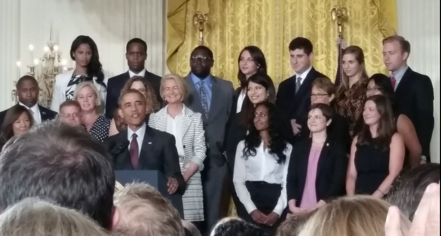 White House Demo Day Press Conference