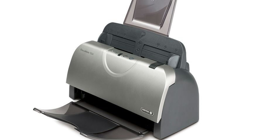 Xerox DocuMate 152i document scanner