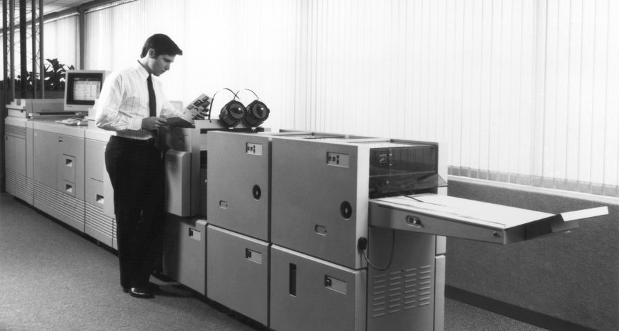Xerox DocuTech 135 Production Publisher